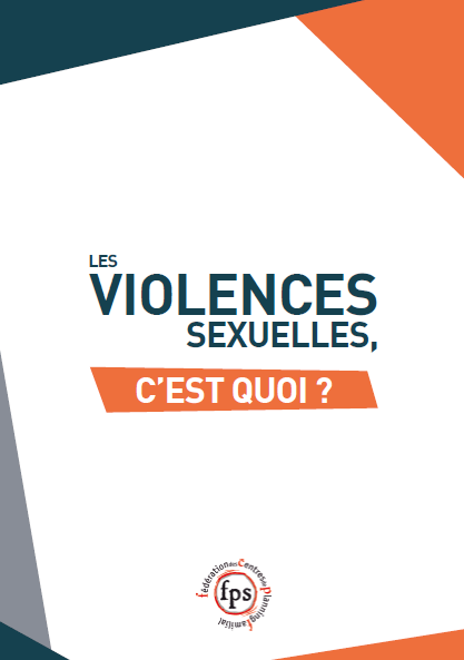Image illustrant la brochure violences sexuelles